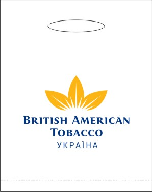 Пакет майка с логотипом компании